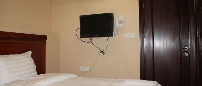 Beyza Palace otel odaları