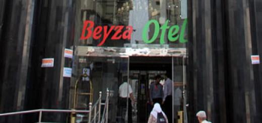 Beyza Palace - Mekke Beyza Oteli girişi